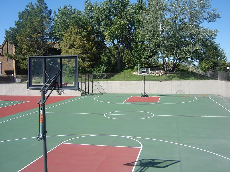 Best Basketball Courts
